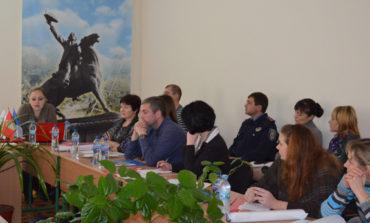 В Измаиле обсудили борьбу с торговлей людьми (ФОТО)