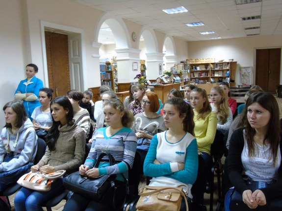 В Измаиле презентовали проект «Добро творить легко» (ФОТО)