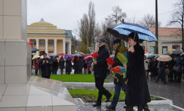 В Измаиле отметили День достоинства и свободы (ФОТО)