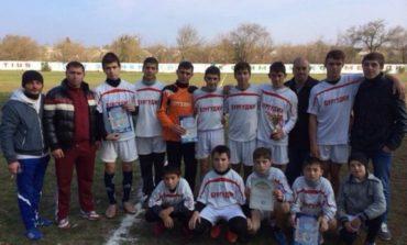 В Арцизском районе закрыли футбольный сезон (ФОТО)