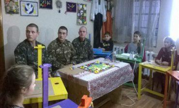 В Белгороде-Днестровском прошла встреча детей с военнослужащими (ФОТО)