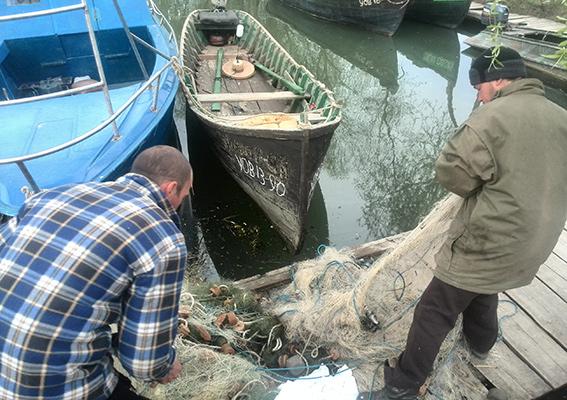 запрет на ловлю рыбы в одесской области