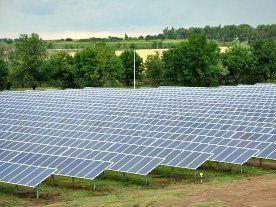 В Банновке готовятся к строительству солнечной электростанции
