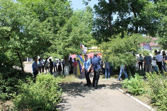 Арцизкая общественность призывает к борьбе с коррупцией в городе
