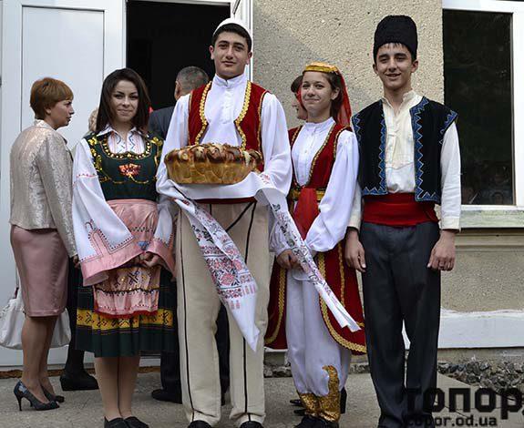 В Жовтневом побывал консул Албании
