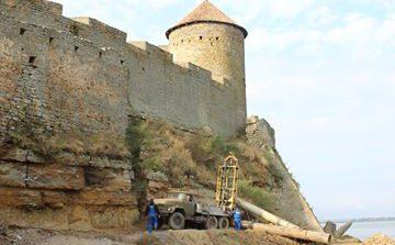 Средневековая крепость Белгорода-Днестровского восстанавливается!