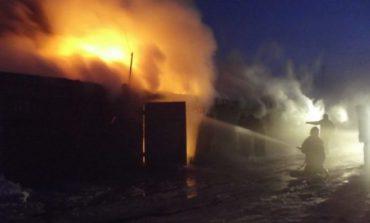 Под Одессой сгорело 4 дачных дома, еще 2 удалось спасти