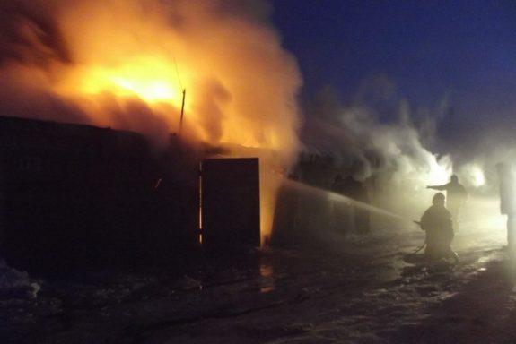В Одесской области горел жилой дом: есть погибшие