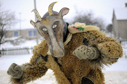 Зимние праздники у гагаузов