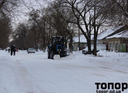 Снег Болград 003