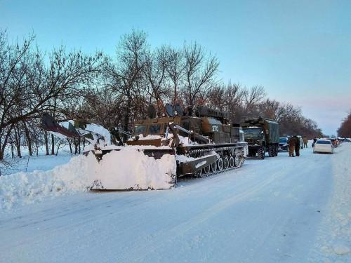 Трасса Одесса - Рени
