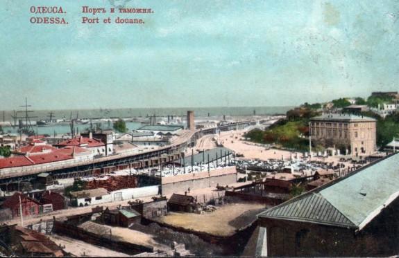 Одесса старая и новая: поиск исторических параллелей