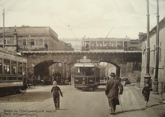Бельгийский трамвай