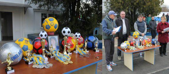 Мини-футбол «Память-2017» прошёл в Белгороде-Днестровском