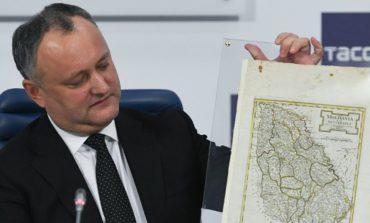 Внешнеполитическая активность молдавского президента Игоря Додона