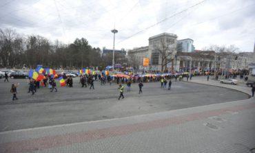Молдавские унионисты требовали воссоединения с Румынией