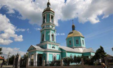 В Вилково Килийского района горела старообрядческая церковь
