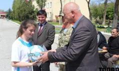 Депутат «Нашего края» поздравил юных патриотов