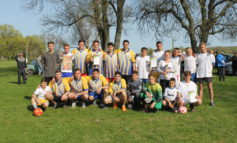 Арциз: второй турнир по футболу на приз городской газеты «Дело»