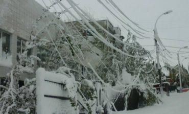 Снегопад в Молдове: таких последствий «не было больше 60 лет»