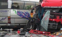 ДТП на трассе Киев-Одесса: «Suzuki» врезался в автобус, погиб ребенок