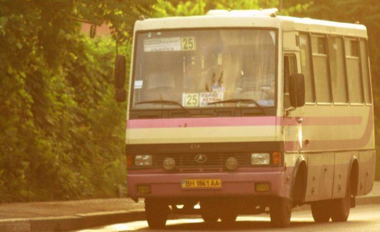 В Одесской области водитель междугородней маршрутки оказался наркоманом