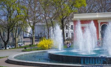 Одесса в весенних красках (фото)