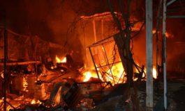 В Килийском районе домушник поджог место преступления