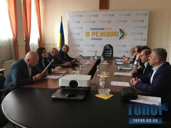 В Болграде проведут выездное министерское заседание по вопросу сохранения района, — итог визита инициативной группы в Киев