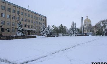 Непогода в Болграде (фото)