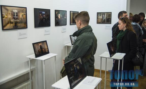 Открылась основная экспозиция фотофестиваля ODESSA // BATUMI PHOTO DAYS 2017