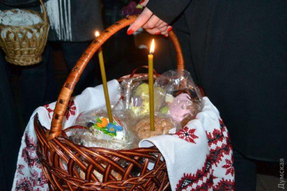 Одесса и область отпраздновали Пасху без нарушений общественного порядка