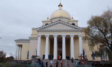 Антон Киссе добился выделения денег на реставрацию Спасо-Преображенского собора