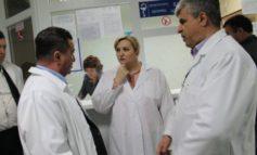 «Больница должна работать как часы»: министр здравоохранения Молдовы посетила Тараклию
