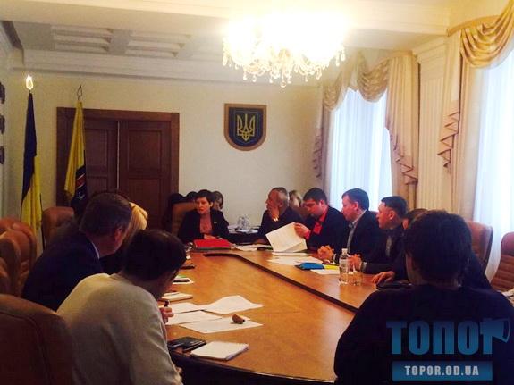 Бюджетная комиссия Одесского облсовета перераспределила расходы. На Тарутинский район добавили более 400 тысяч гривен
