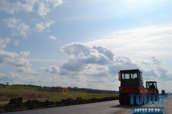 Одесский облсовет поддержал выделение средств на дороги в Тарутинском районе