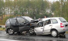 ДТП на трасcе Одесса - Рени: «Кадиллак» и «Хюндай» в дребезги