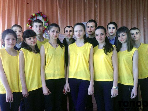 Команда Болградского района в числе призеров патриотического фестиваля