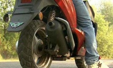 В Килии два подростка разобрали чужой мопед, чтобы продать