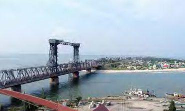 Мост через Днестр в районе Затоки будут разводить вечером и по необходимости