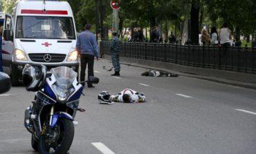 В Подольске В ДПТ погиб мотоциклист