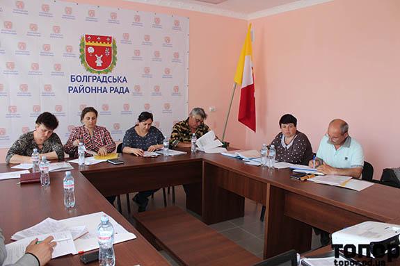 В Болграде учились разрабатывать международные проекты