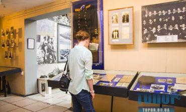 В Одессе на 411-батарее открылась выставка, посвященная одному из  защитников Одессы