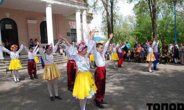 Праздник в Ореховке (фото)