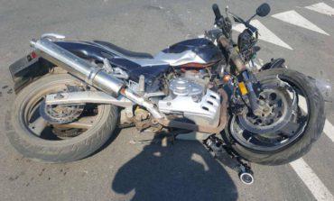 Утро в Измаиле началось с аварии: мотоциклист - в больнице (ФОТО)