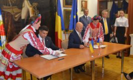 Измаил и Тулча заключили договор о сотрудничестве