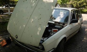 18-летний одессит пытался переоформить «BMW» с поддельными номерами