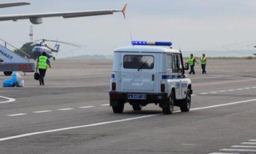 Неизвестный сообщил в полицию о бомбе в Одесском аэропорту