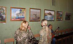 Пограничники Белгорода-Днестровского посетили выставку и отметили свой праздник