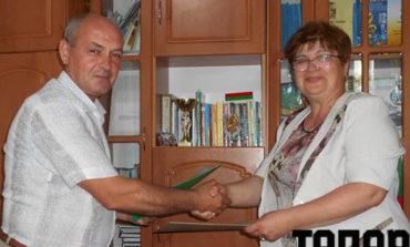 Виноградное продлило договор о дружбе с селом в Болгарии